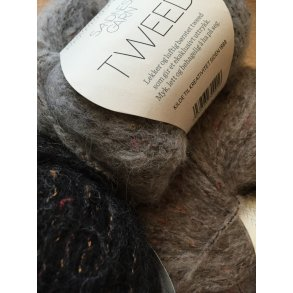 Tweed garn Sandnes